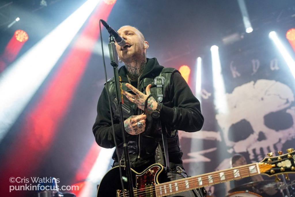 Backyard Babies - Kentish Town Forum-22