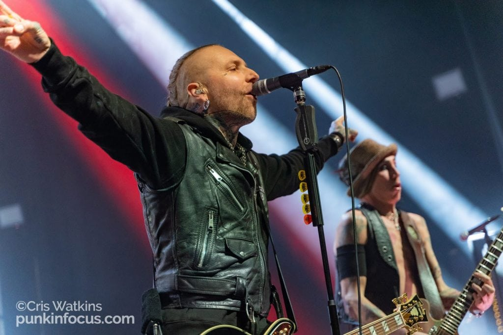 Backyard Babies - Kentish Town Forum-31