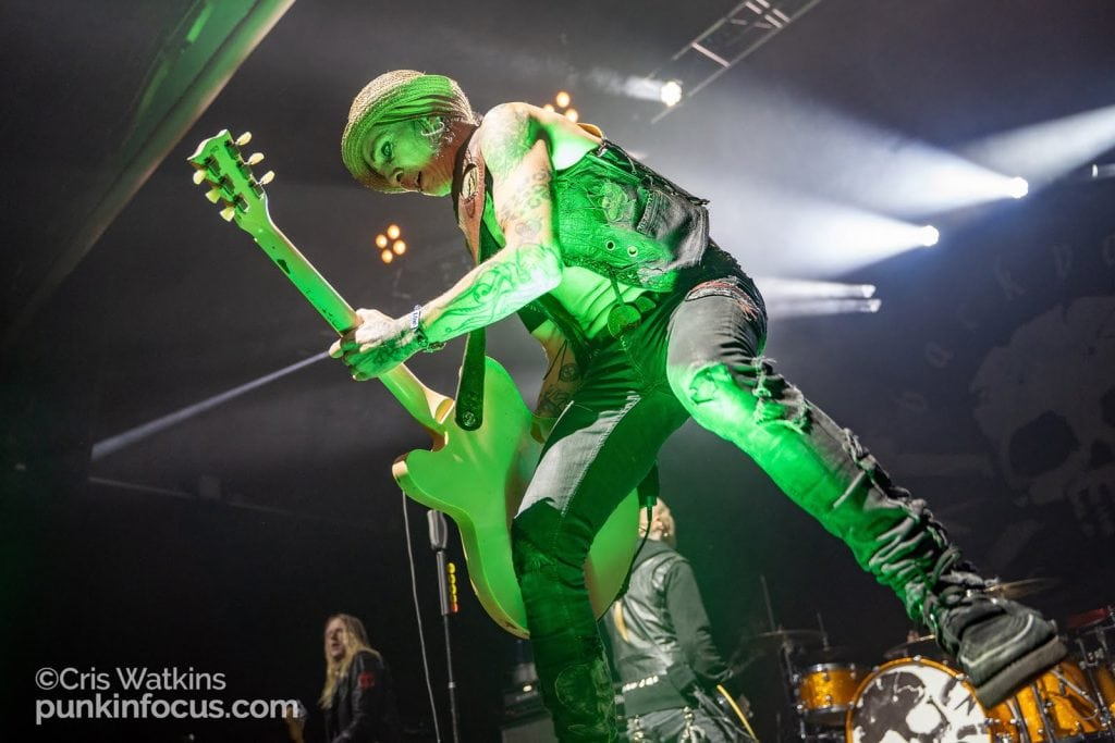 Backyard Babies - Kentish Town Forum-6