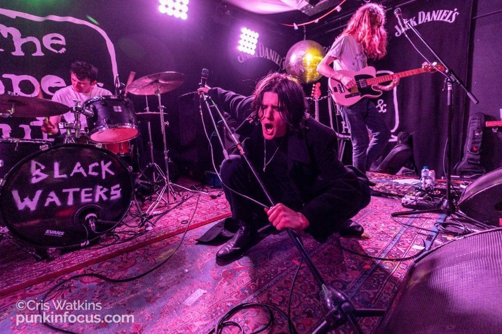 Blackwaters - Hope and Ruin, Brighton 10th February 2020-1
