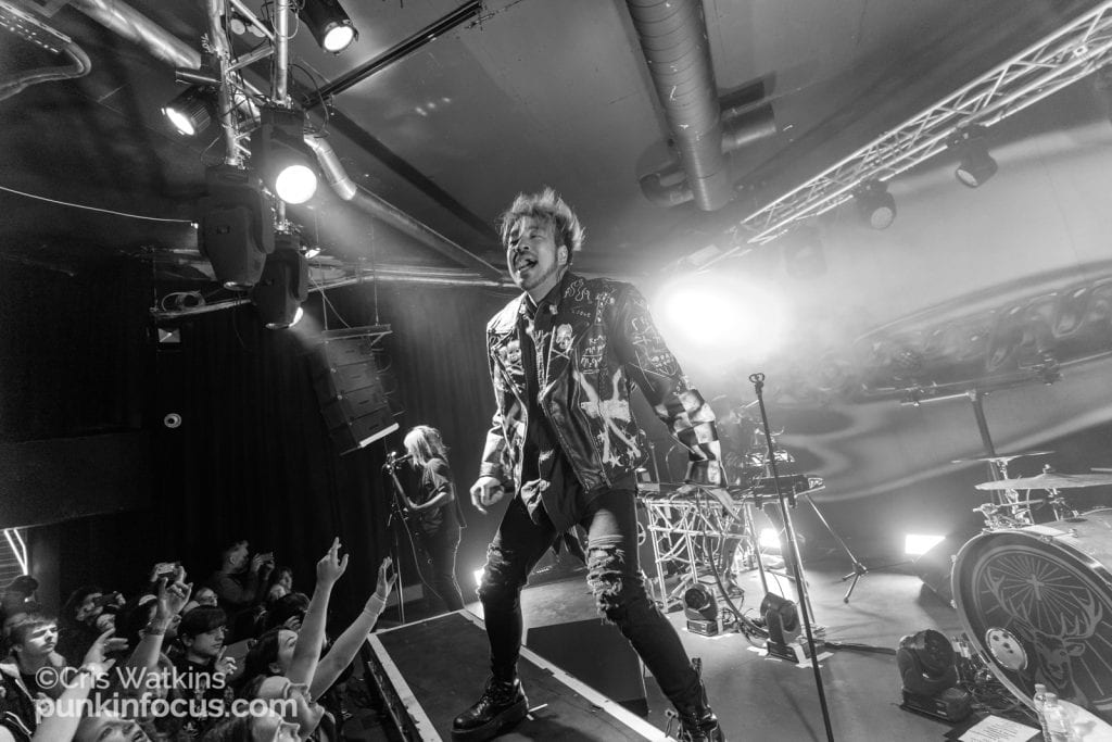 Crossfaith - Chalk, Brighton 3rd March 2020-20