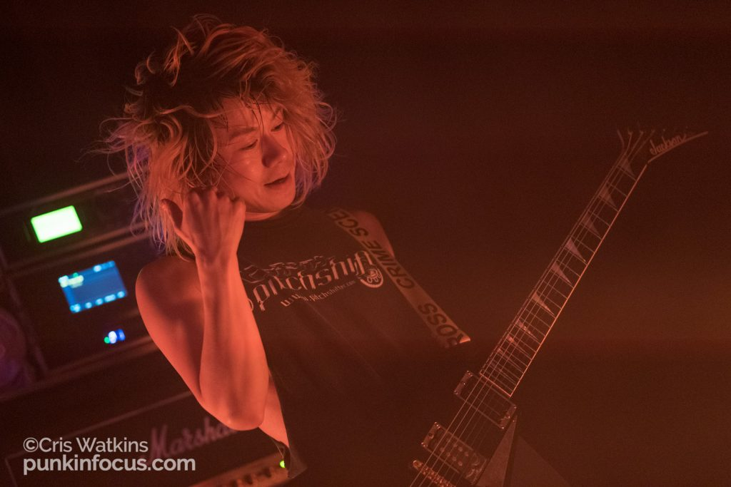 Crossfaith - Chalk, Brighton 3rd March 2020-58