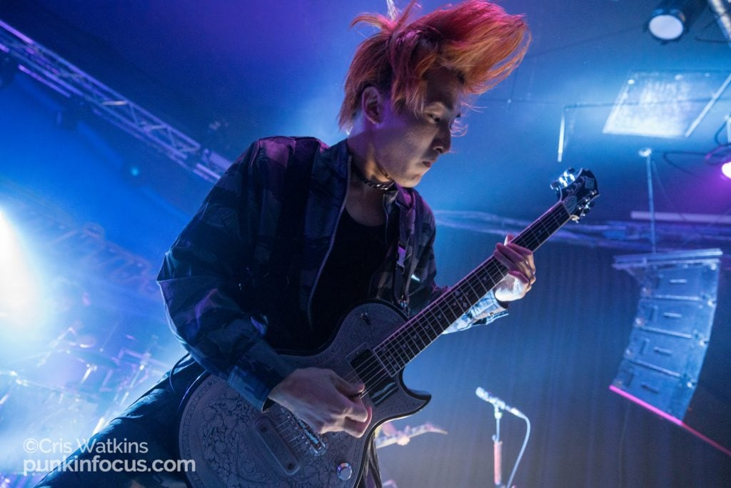 Crossfaith - Chalk, Brighton 3rd March 2020-7