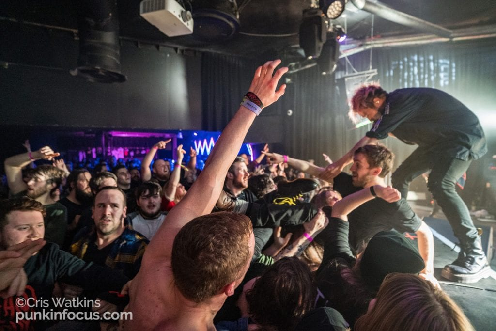 Crossfaith - Chalk, Brighton 3rd March 2020-80