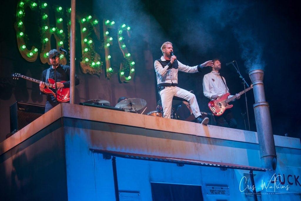 Kaiser Chiefs - Brighton Centre (8)