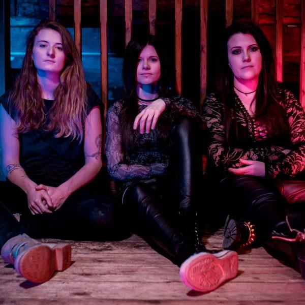 Häxan Release The Girls UK Tour 2021