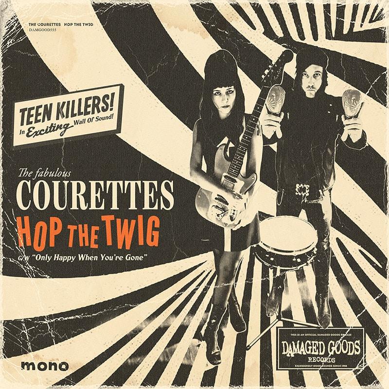 The Courettes Hop The Twig