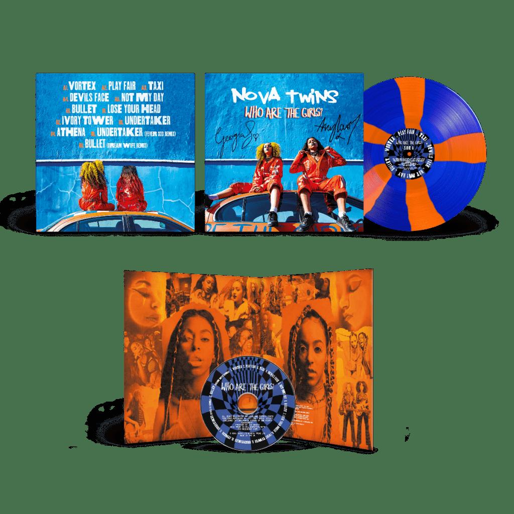 Nova Twins - Who Are the Girls