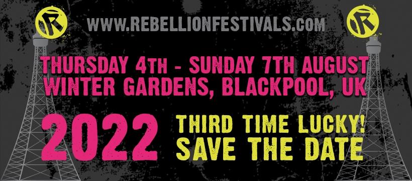 Rebellion Festival 2022