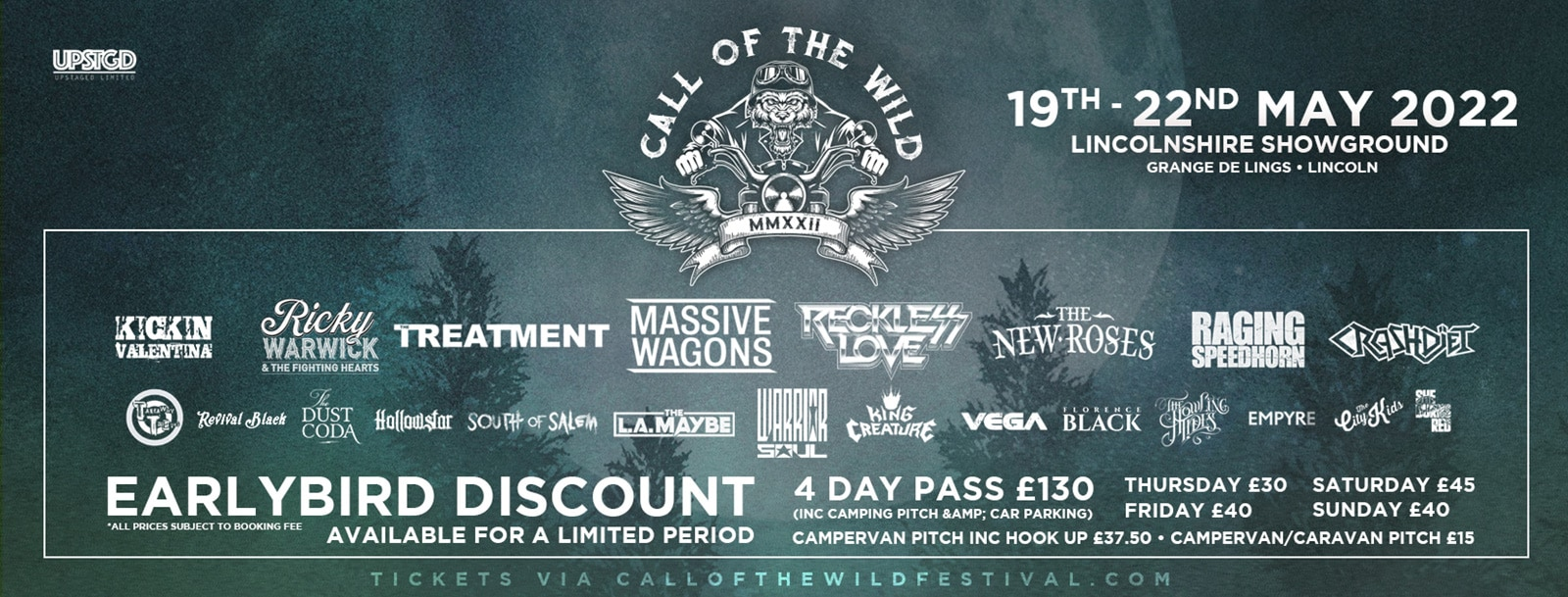 Call Of The Wild Festival 2022