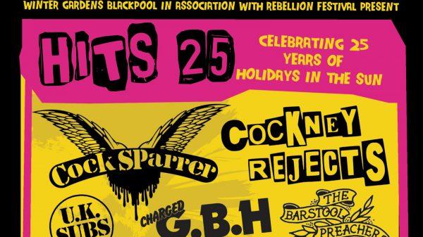 Rebellion Festival Hits 25