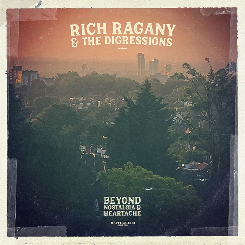 Rich Ragany And The Digressions