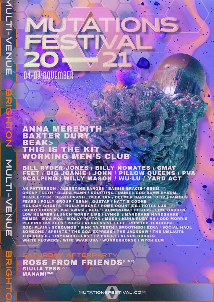 Mutations Festival 2021