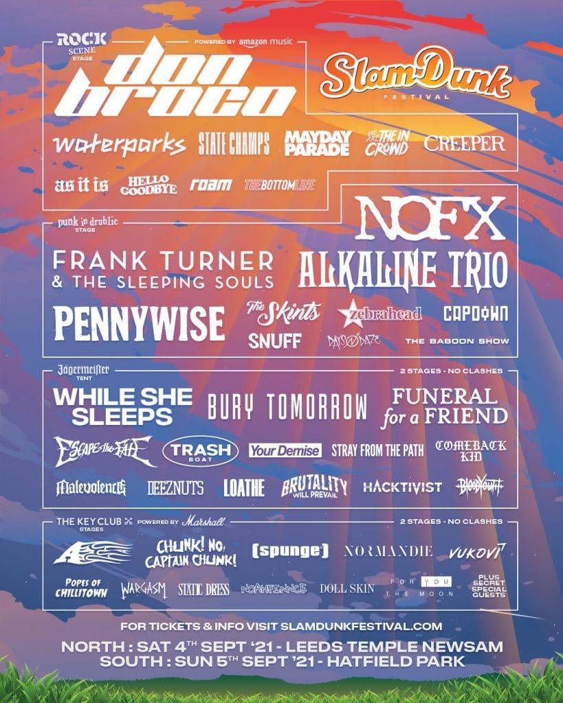 Slam Dunk Festival 2021
