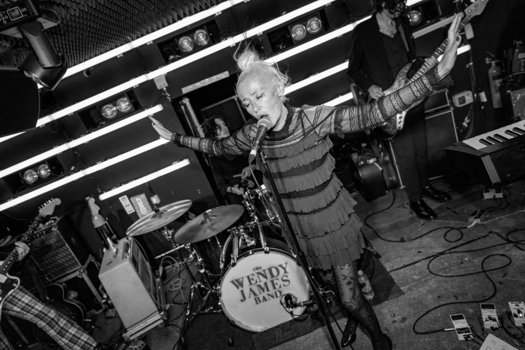 Wendy James Band - Patterns, Brighton 30th September 2021